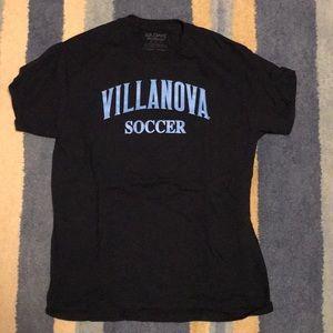 villanova soccer t shirt